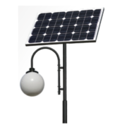 Parkowo - ogrodowe lampy solarne Image